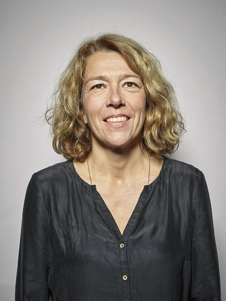 Portrait Wencke Petersen