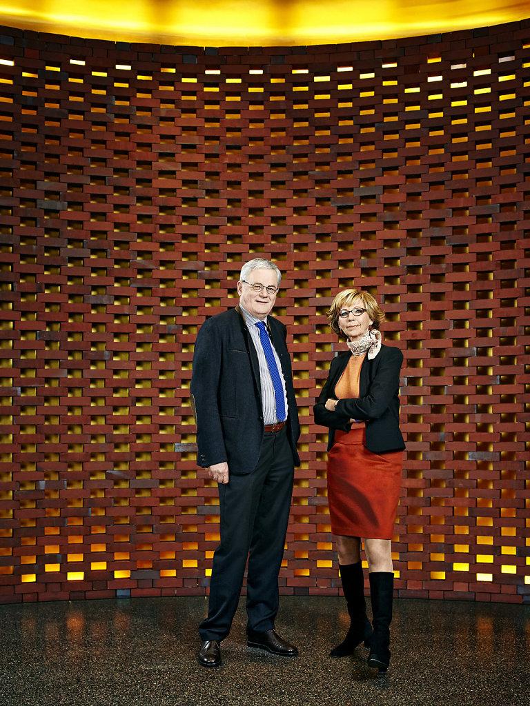 Maria von Welser & Henning von Vieregge